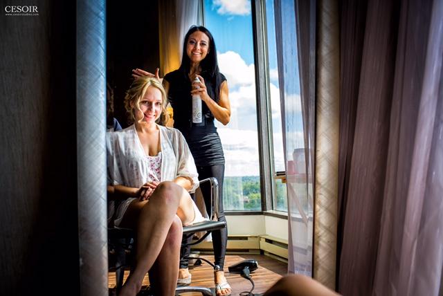 Ottawa Orleans Mobile Wedding Hair And Makeup